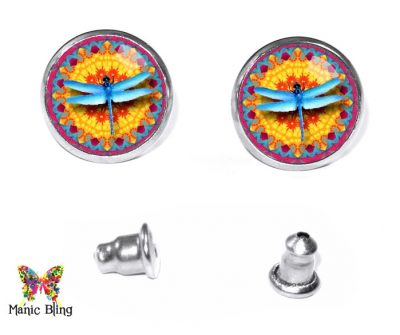 Dragonfly Stud Earrings Earrings