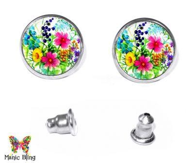 Wildflowers Stud Earrings Earrings