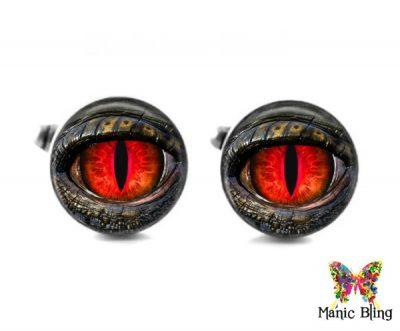 Dragon Eye Cufflink Set