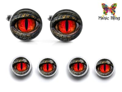 Dragon Eye Cufflink Set
