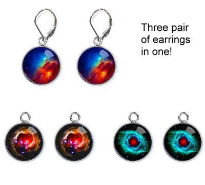Nebula Earring Set Earrings